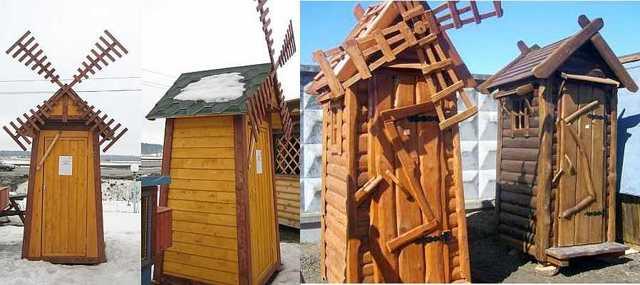 Чертеж дачного туалета: схемы и проекты лучших самоделок