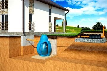 Септик для высоких грунтовых вод: лучшие модели и способы определения УГВ