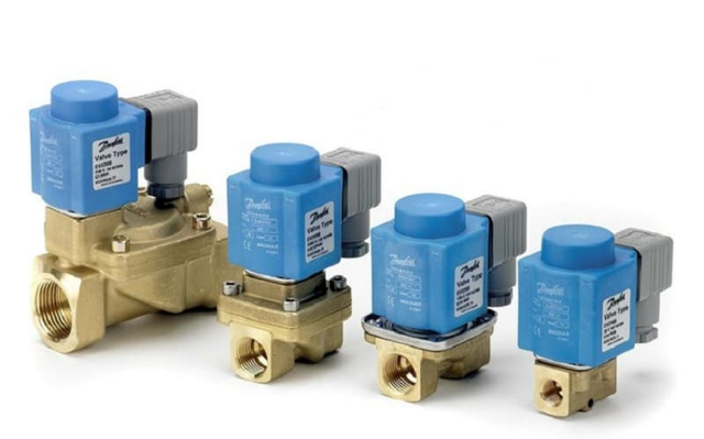 Соленоидный электромагнитный клапан: устройство, виды, назначение и принцип работы