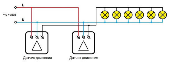 Как подключить датчик движения к лампочке: подробная инструкция и схемы