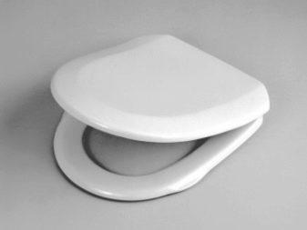 Сиденье (стульчак) для унитаза: виды, правила выбора и установки
