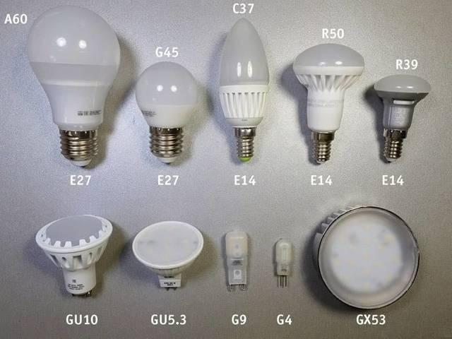 Какие светодиодные лампы лучше выбрать: виды, характеристики, выбор, модели
