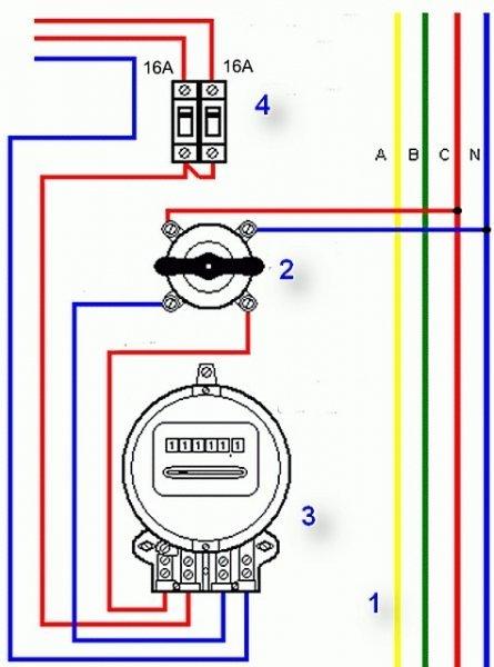 Пакетный выключатель: что это такое и для чего нужен и схема подключения