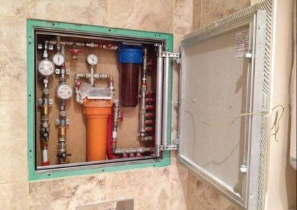 Замена труб в туалете от А до Я: от проекта до установки