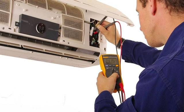 Ремонт систем вентиляции: неисправности и восстановление работы