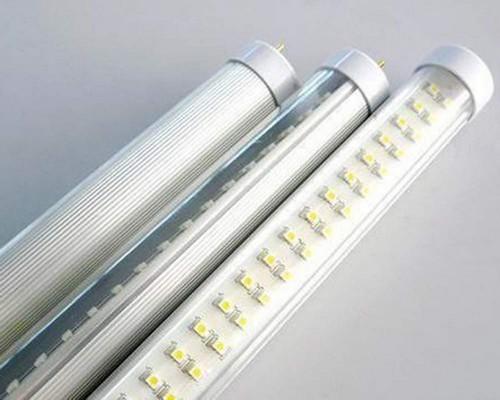 Для чего нужна и как происходит замена люминесцентных ламп на светодиодные