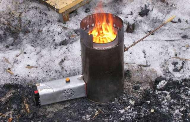 Чудо-печь для гаража на солярке своими руками: как соорудить самому