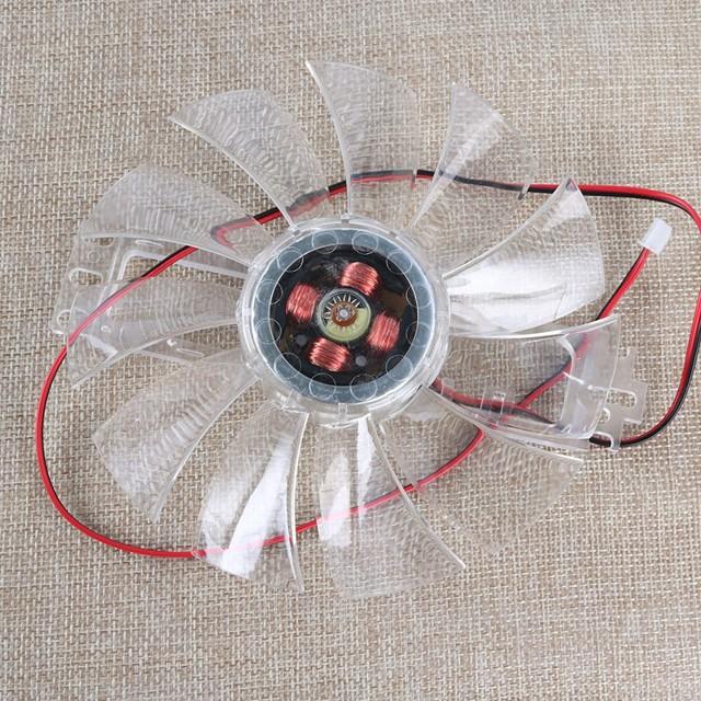 Как сделать вентилятор своими руками: лучшие самодельные модели