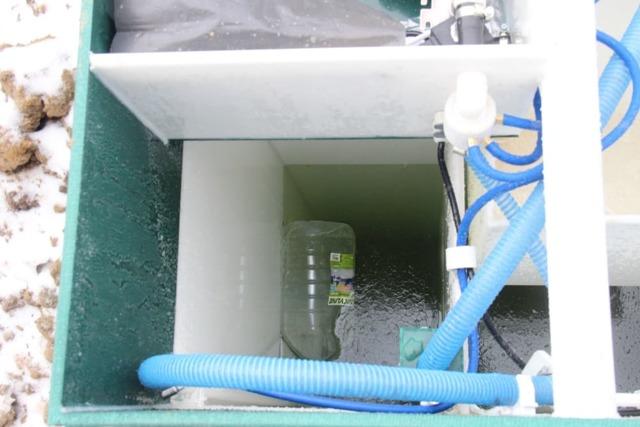 Как производится консервация септика на зиму: инструктаж