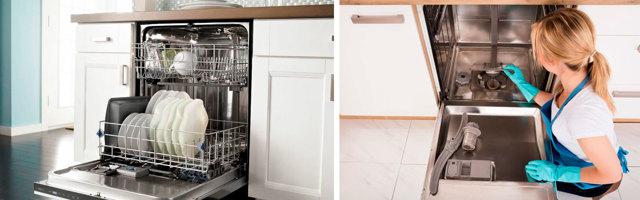 ТОП-5 средств для чистки посудомоечных машин