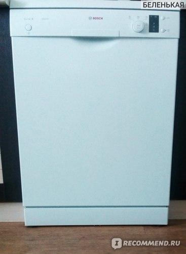 Посудомоечная машина bosch sms24aw01r: обзор, отзывы, функции, характеристики
