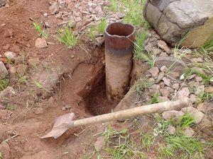 Как вытащить трубу из скважины и как достать звено обсадки