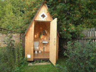 Дачный унитаз: виды садовых унитазов и особенности их установки