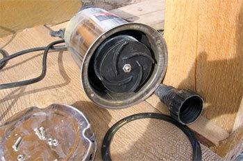 Ремонт дренажного насоса своими руками: пошаговый инструктаж