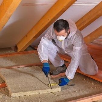 Утеплитель для потолка в частном доме: виды теплоизоляционных материалов и рекомендации по выбору