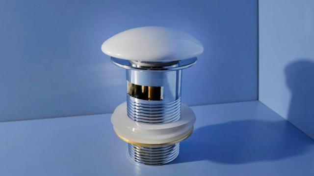 Донный клапан: предназначение, устройство и инструктаж по замене