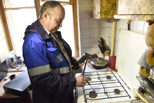 Подключение газовой плиты в квартире своими руками