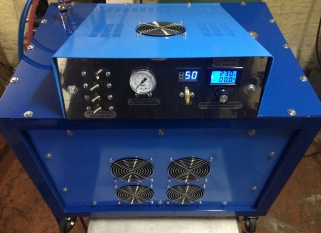 Устройство и принцип работы водородного котла отопления
