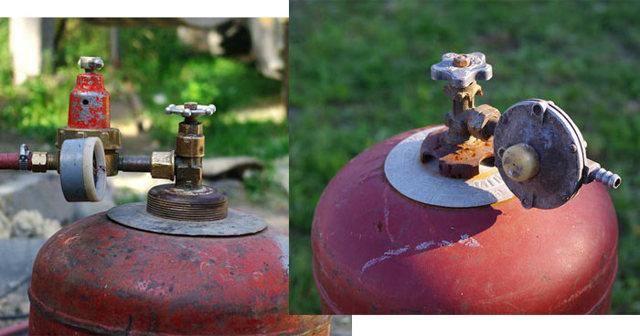 Газовый редуктор: виды и устройство регуляторов давления на пропан