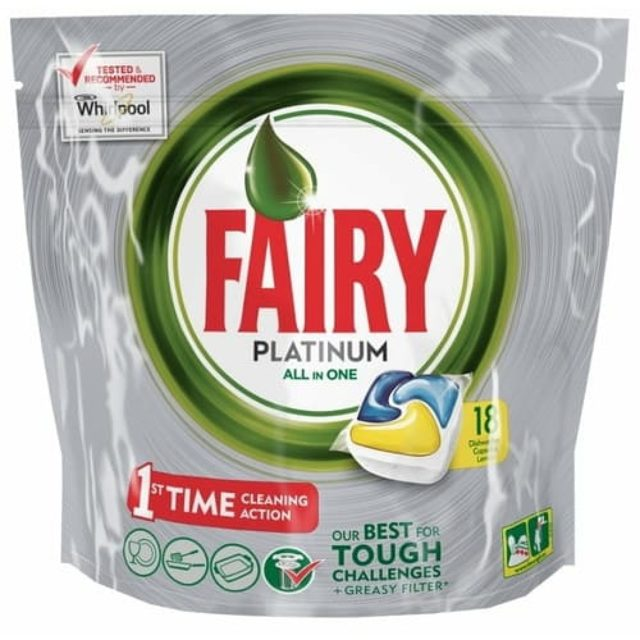 Таблетки fairy для посудомоечной машины: обзор, отзывы, мнение профессионалов
