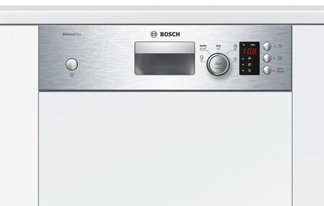 Посудомоечные машины bosch silence plus: обзор моделей и отзывы