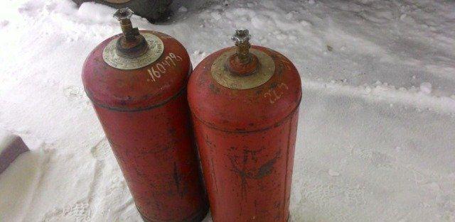Почему газовый баллон покрывается инеем: может ли замерзнуть газ в баллоне и как это предотвратить