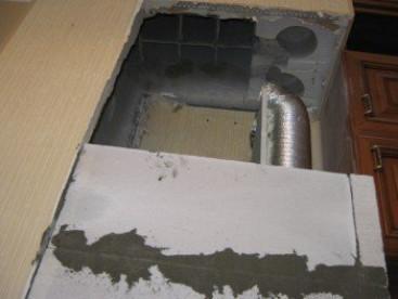 Можно ли вешать шкафы на вентиляционный короб: разбор всех нюансов вопроса