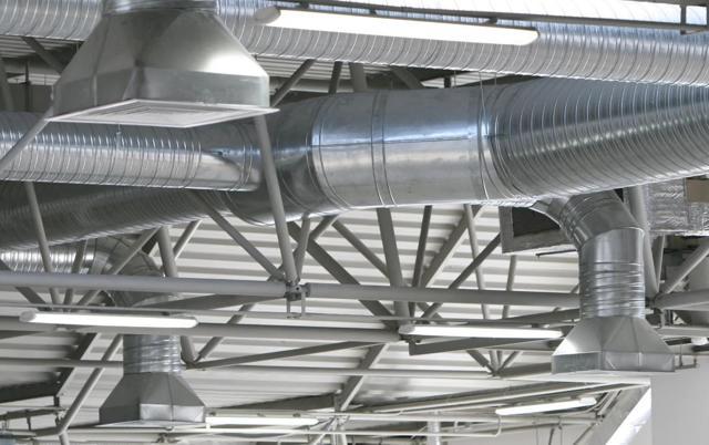 Расчет воздуховодов по скорости и расходу и методы измерения расхода воздуха в помещениях
