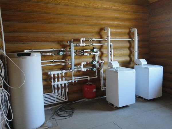 Газовый и электрокотел в одной системе: специфика параллельного подключения