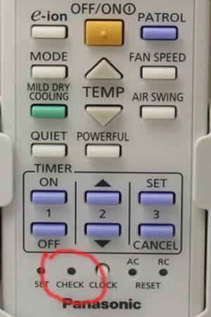 Ошибки кондиционеров panasonic: как по коду найти неисправность и починить агрегат