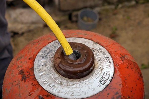 Как промыть газовый баллон: обзор лучших безопасных способов
