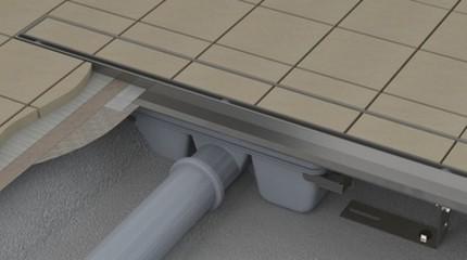 Сифон для поддона душевой кабины: виды, конструкция, монтажные инструкции
