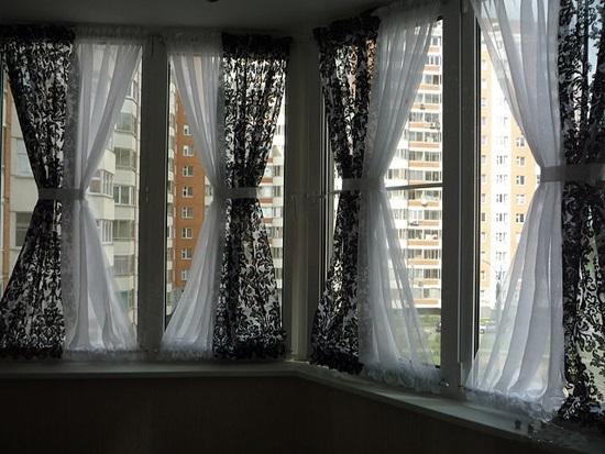 Шторы для балкона от солнца своими руками: пошаговая инструкция изготовления