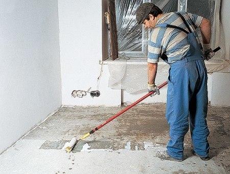 Гидроизоляция пола в квартире: тонкости выбора изоляционного материала и порядок проведения работ