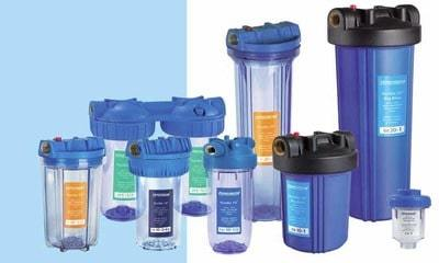 Фильтры грубой и тонкой очистки воды: виды, какие лучше, установка и обслуживание