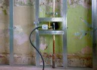 Можно ли закрыть газовую трубу сайдингом: нормы и правила маскировки газопровода