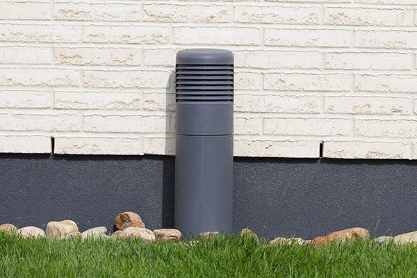 Вентиляция фундамента дома: в каких случаях нужна и как правильно ее обустроить