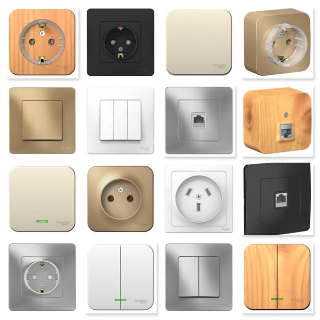 Лучшие бренды розеток и выключателей: кому отдать предпочтение?