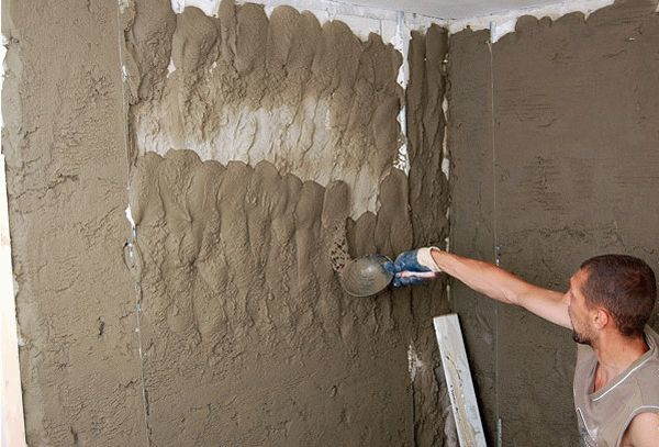 Выравнивание стен по маякам: основные правила, подготовительные работы, инструменты и материалы, оштукатуривания
