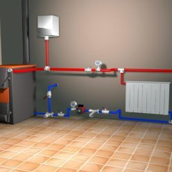 Самодельный газовый котел для отопления частного дома и дачи: обзор трех лучших конструкций