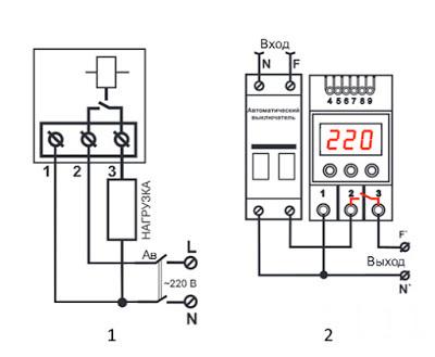 Схема подключения реле: устройство, применение, правила выбора и подключения реле