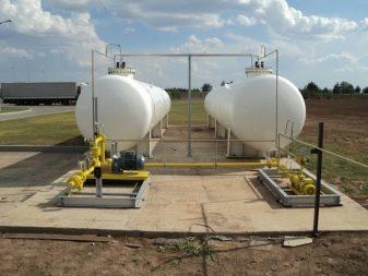 Расход газа из газгольдера на отопление: рассчеты и советы по минимизации расходов