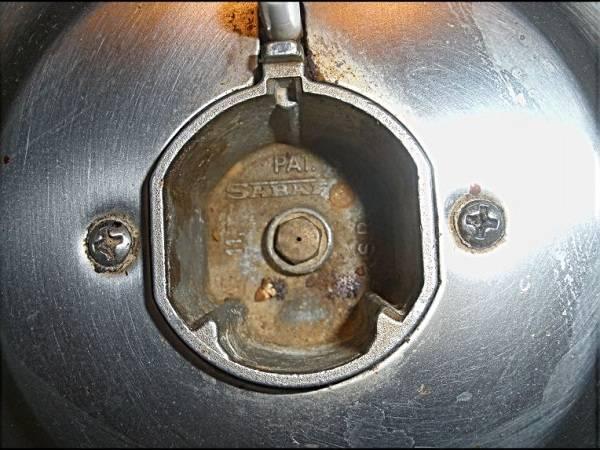 Замена жиклеров в газовой плите