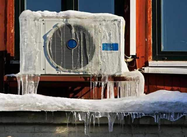 Можно ли использовать кондиционер для обогрева при морозе и как его подготовить для этого?