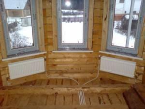Электрическое отопление в частном доме: обзор лучших систем