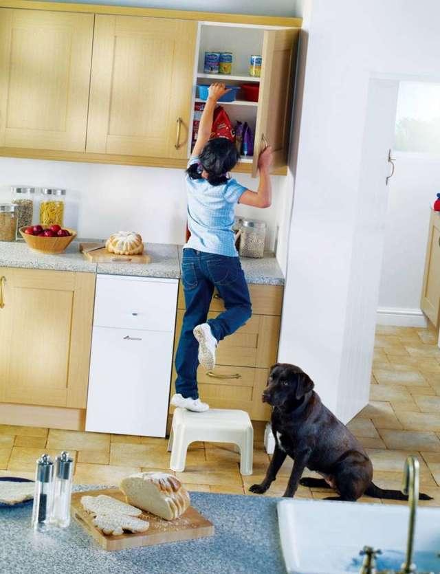 Как спрятать газовый котел на кухне: лучшие дизайнерские решения