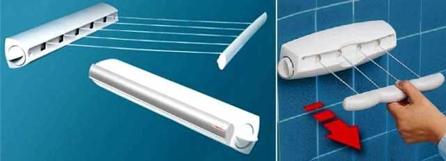 Лучшие сушилки для белья на балкон потолочные: ТОП-5 популярных моделей и как выбрать и установить своими руками