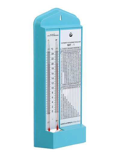 Как высчитать влажность на гигрометре: руководство по эксплуатации прибора и пример расчета