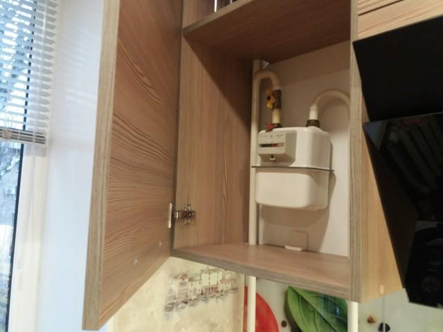 Как спрятать газовый счетчик на кухне: требования безопасности и лучшие идеи маскировки