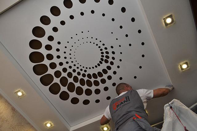 Вентиляция в натяжном потолке: варианты обустройства и нюансы проектирования